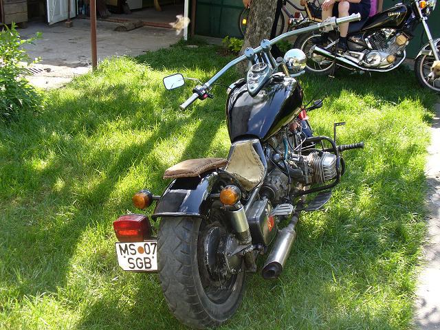 dnepr mt 11 (chopper/cruiser/custom) - Motociclete intre