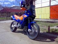 Motocicleta KTM Adventure caracteristici - Motociclete -