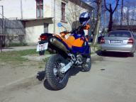 Motocicleta KTM Adventure 990: caracteristici - Motociclete - 2020