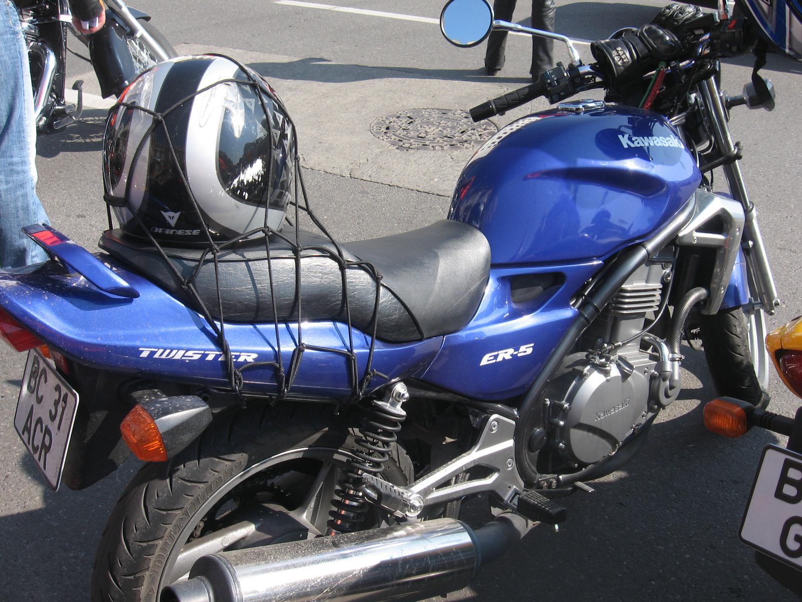 Kawasaki Er5 Motociclete De Strada Motociclismro